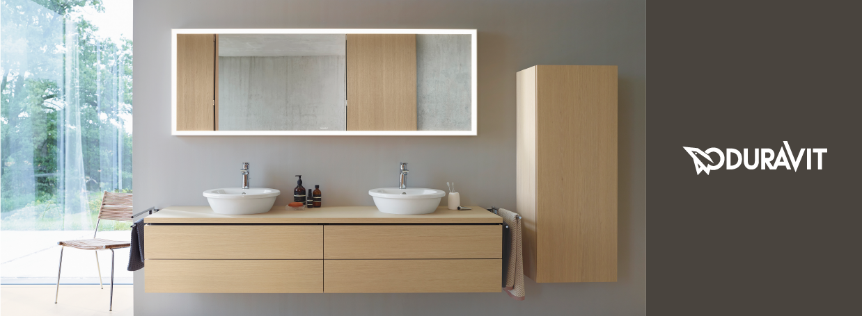 DURAVIT MIrrors at xTWOstore