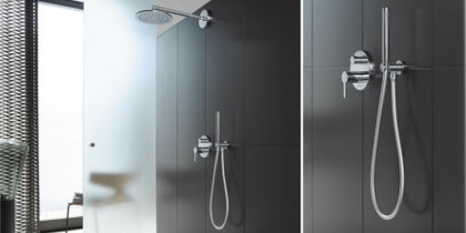 Duravit C.1 Shower Taps at xTWOstore