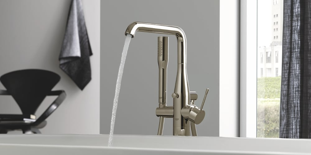 Grohe Essence Floor-Standing Bathtub Tap